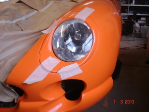 Chimaera Headlight Conversion
