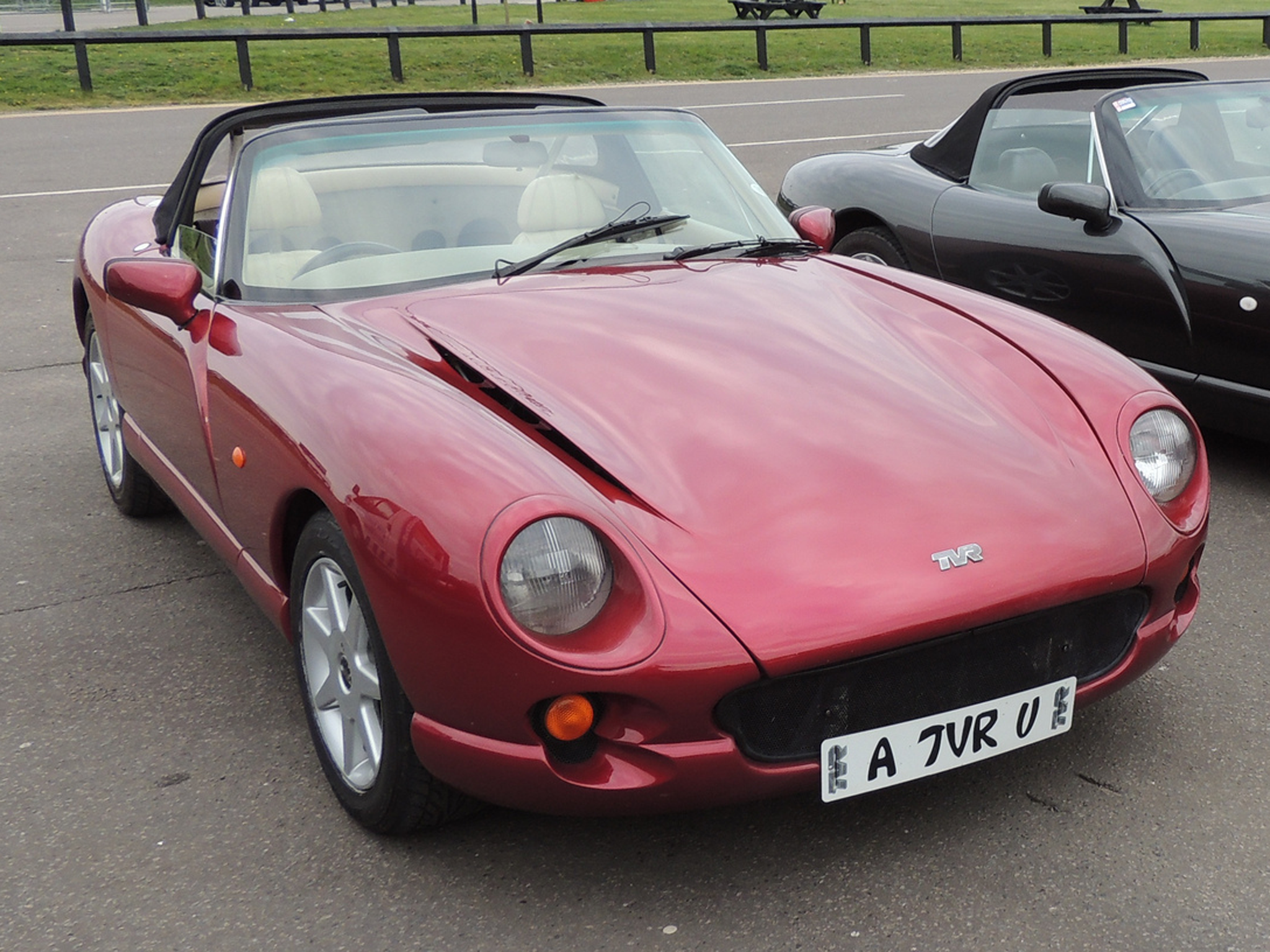 front Inspiring Tvr Griffith Wheel Nut torque Cars Trend