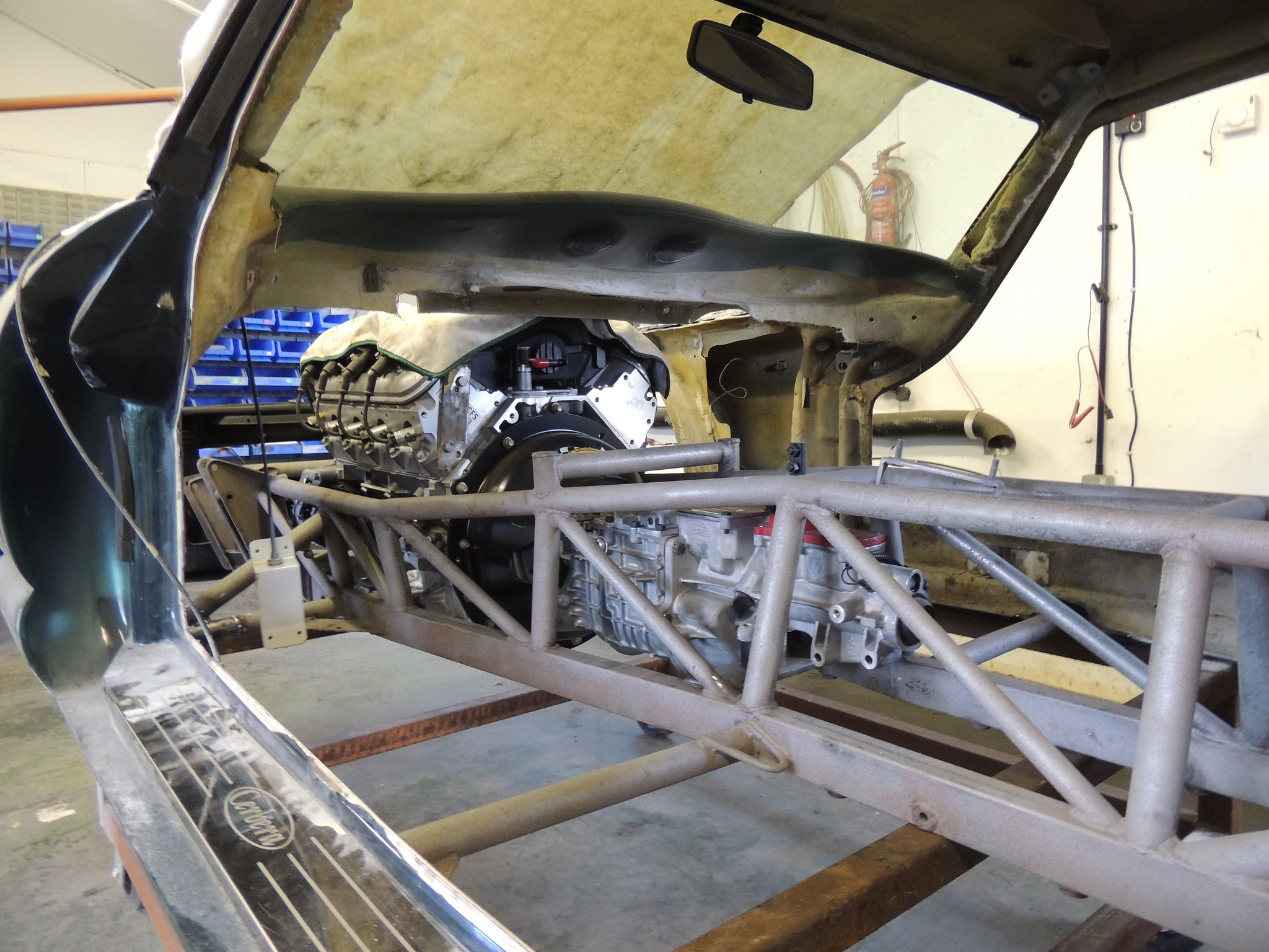 Cerbera Chassis Update | TVR Engineering - All Car Models