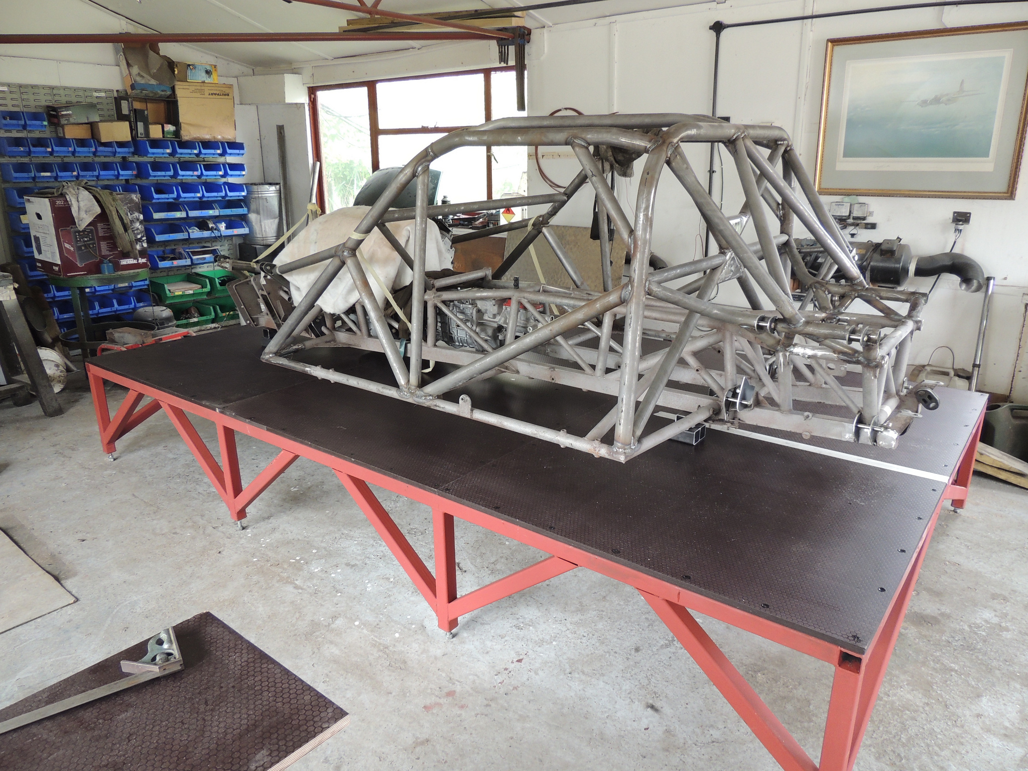 Cerbera Build Table Tvr Engineering All Car Models